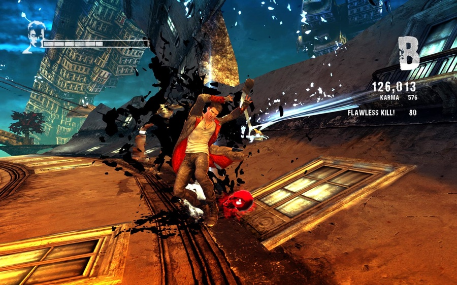 DmC: Devil May Cry Screenshot #41