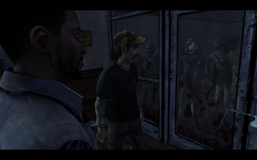The Walking Dead: The Game - Episode 4: Around Every Corner Screenshot #31