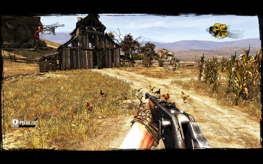 Call of Juarez: Gunslinger Screenshot #14