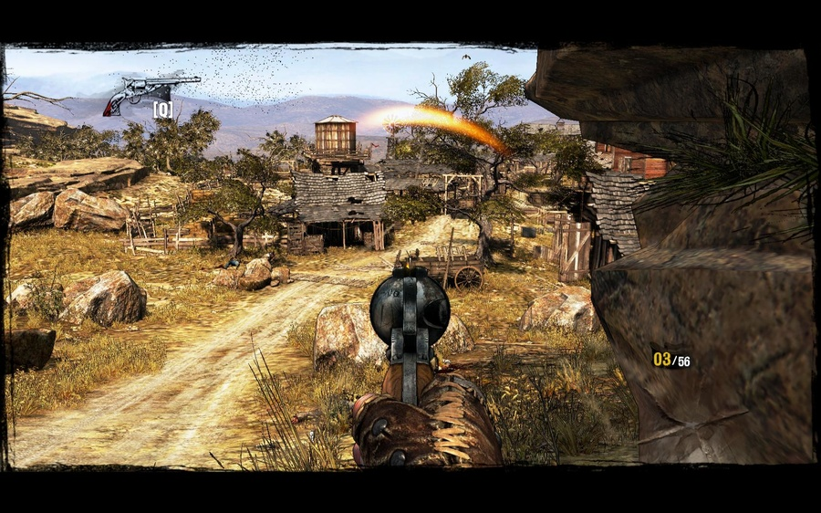 Call of Juarez: Gunslinger Screenshot #6