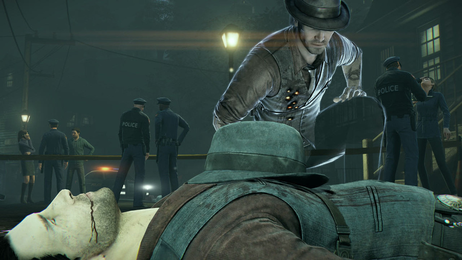 Murdered: Soul Suspect Screenshot #5