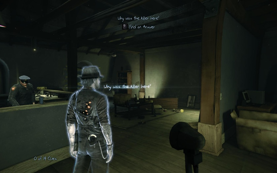 Murdered: Soul Suspect Screenshot #24