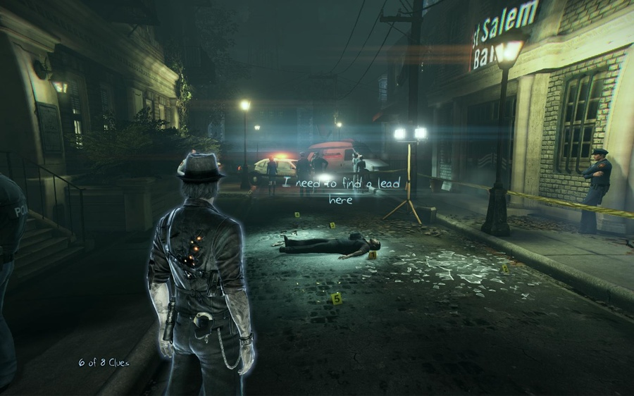 Murdered: Soul Suspect Screenshot #18
