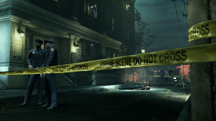 Murdered: Soul Suspect Screenshot #1