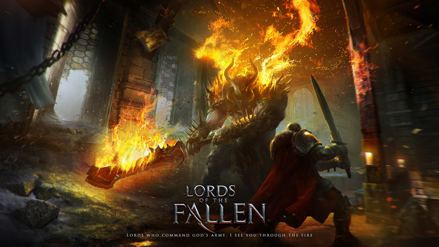 Lords of the Fallen Screenshot #5
