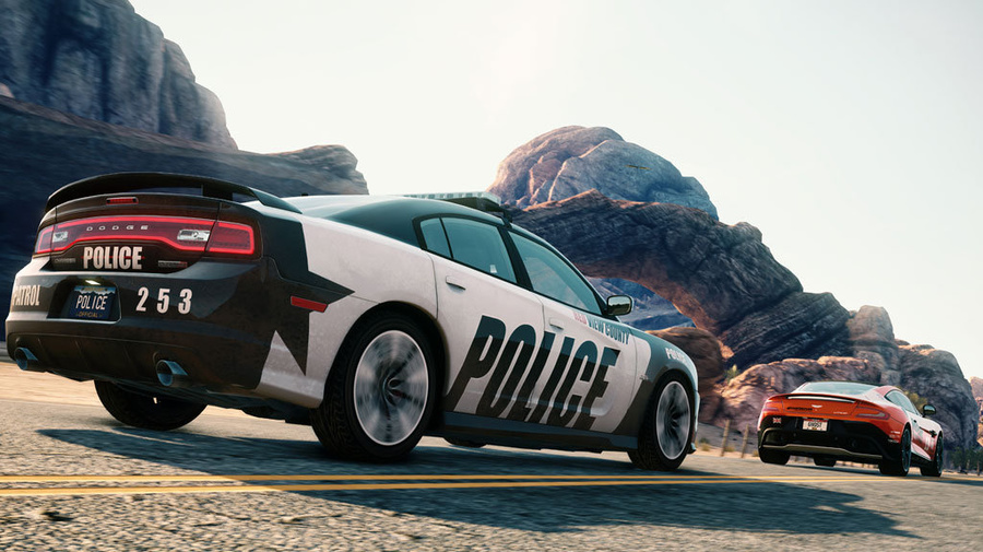 Need for Speed Rivals Screenshot #1