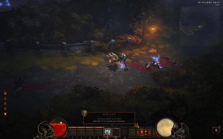 Diablo III Screenshot #2