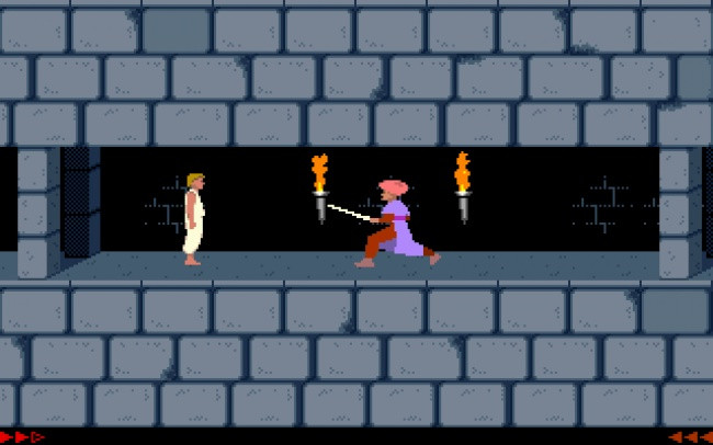 Prince of Persia [1989] Screenshot #2