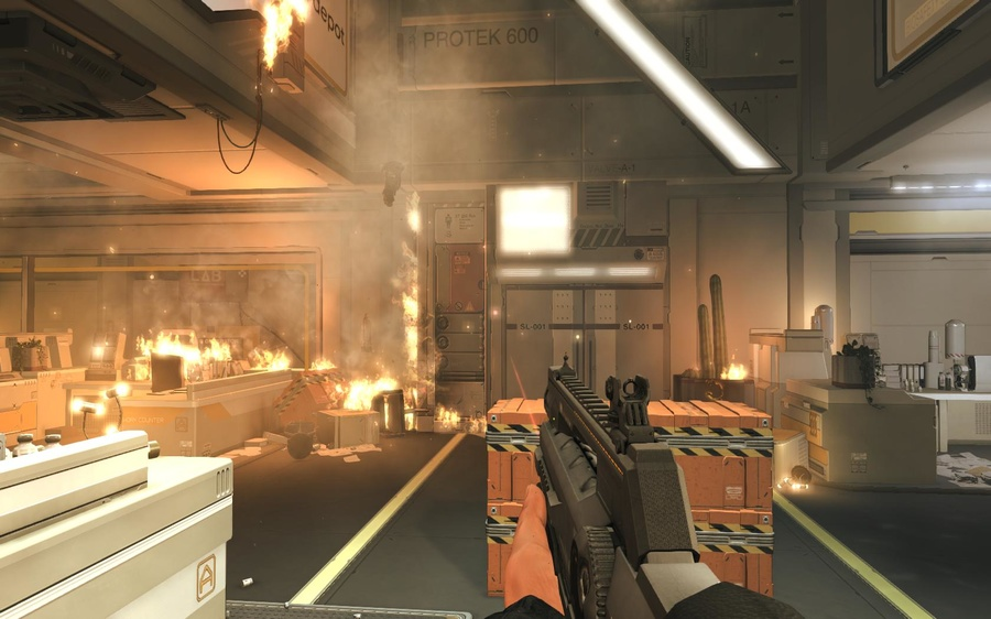 Deus Ex: Human Revolution Screenshot #5