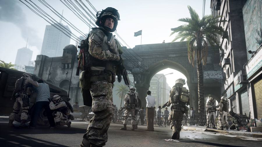 Battlefield 3 Screenshot #157