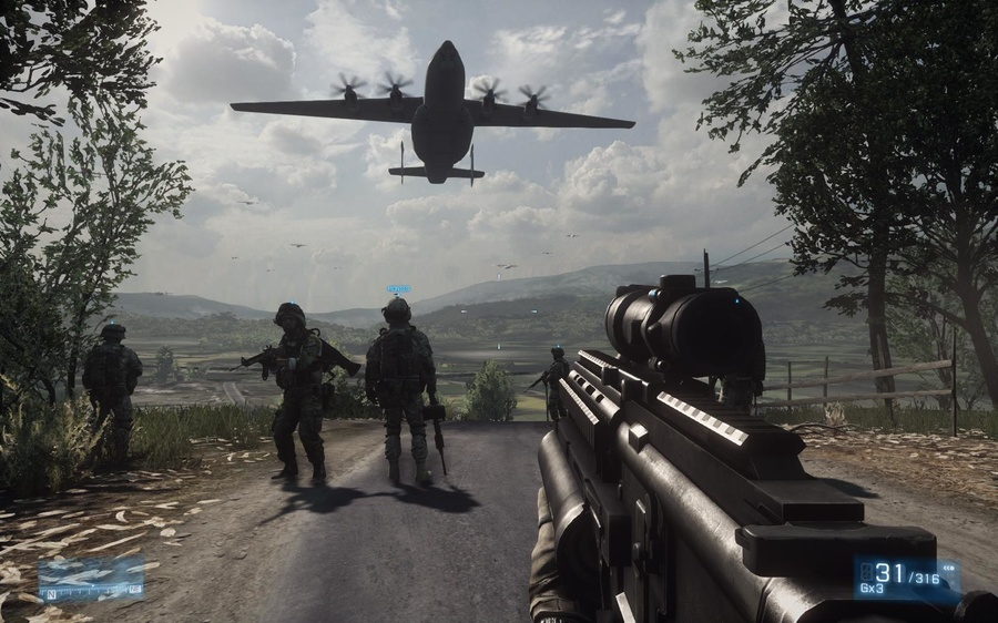 Battlefield 3 Screenshot #119