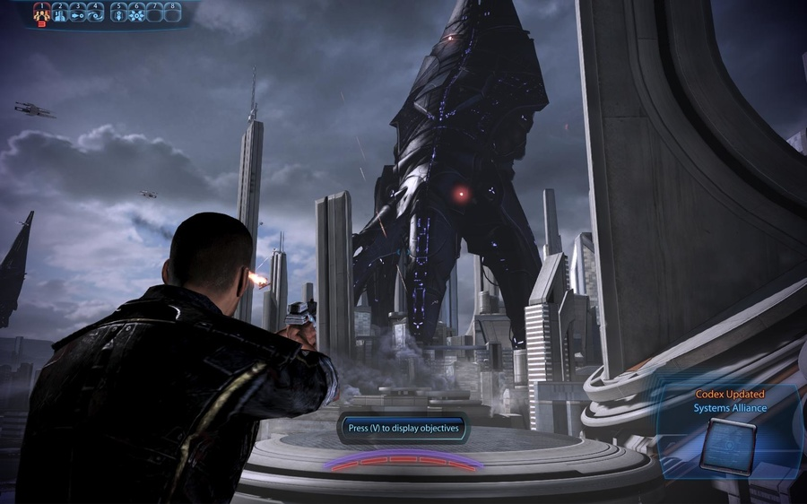 Mass Effect 3 Screenshot #1