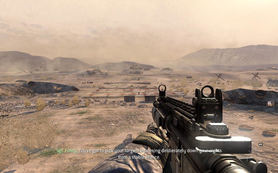 Call of Duty: Modern Warfare 2 Screenshot #1