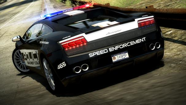 Need for Speed: Hot Pursuit Screenshot #16