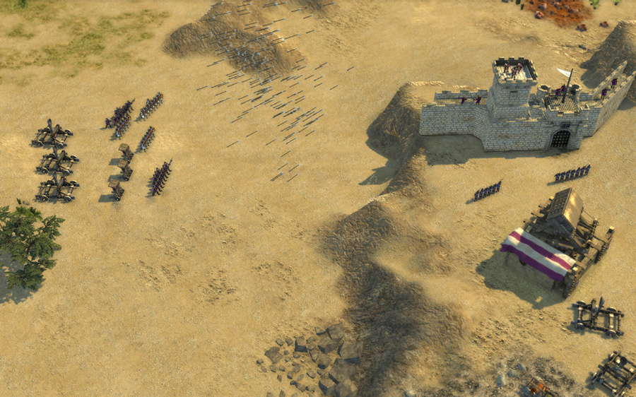 Stronghold Crusader II Screenshot #30