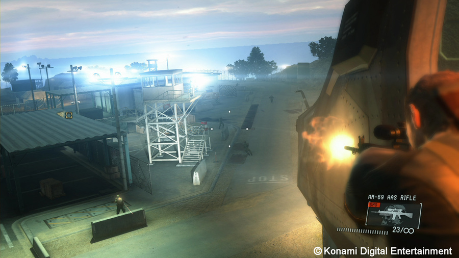 Metal Gear Solid V: Ground Zeroes Screenshot #22