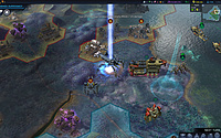 Sid Meier's Civilization: Beyond Earth PC Screenshot