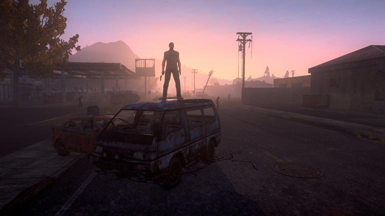 H1Z1 Screenshot #1