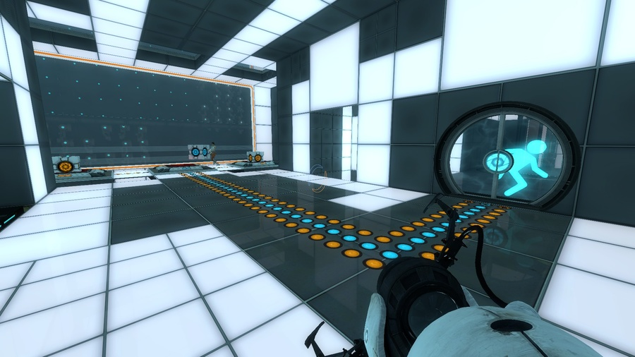 Portal 2: Thinking with Time Machine Screenshot #4