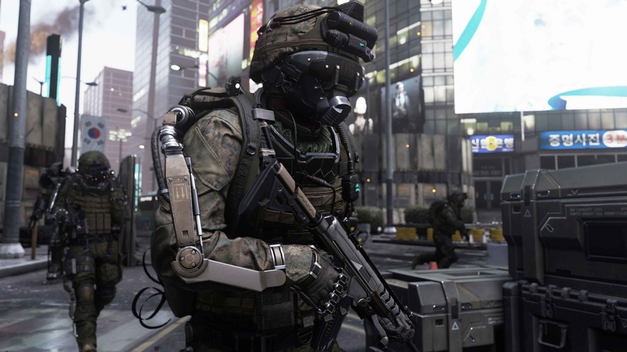 Call of Duty: Advanced Warfare Screenshot #35