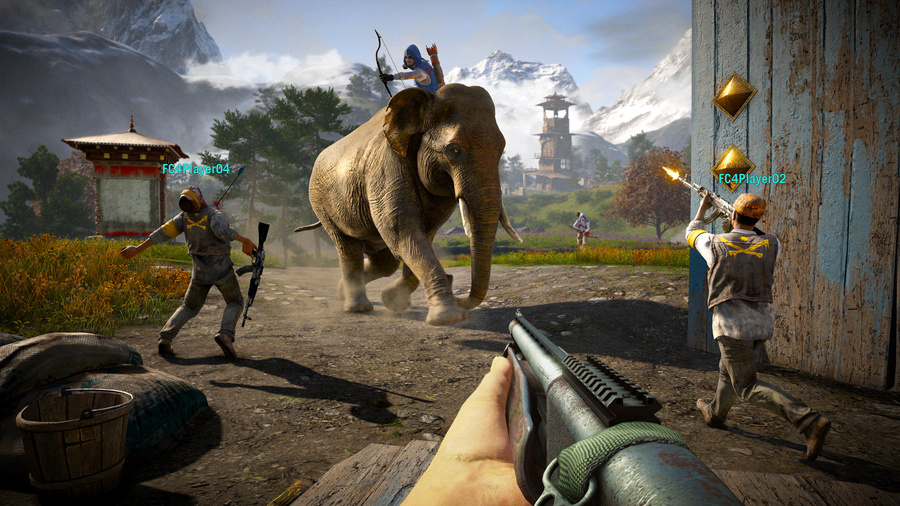 Far Cry 4 Screenshot #1
