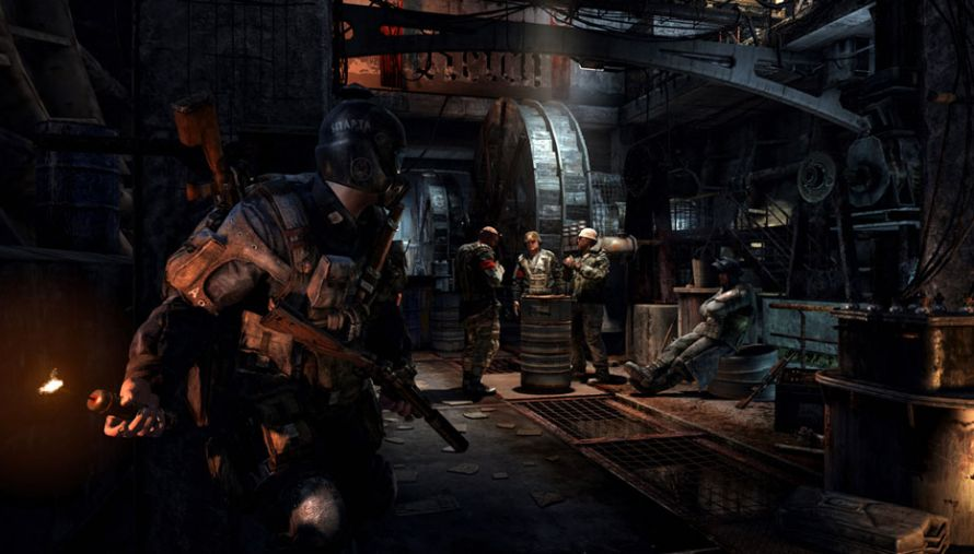 Metro Redux Screenshot #17