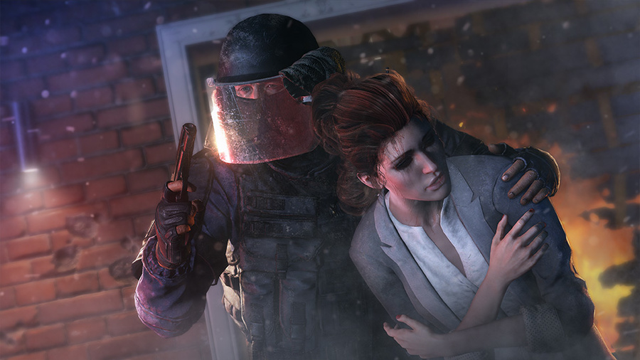 Tom Clancy's Rainbow Six Siege Screenshot #4