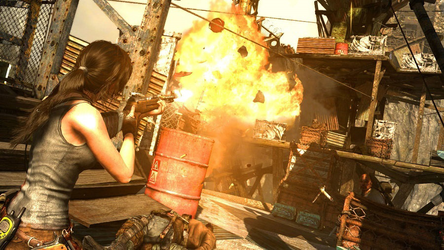 Tomb Raider: Definitive Edition Screenshot #9