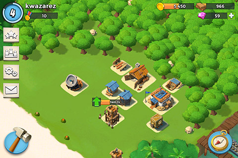 Boom Beach Screenshot #1