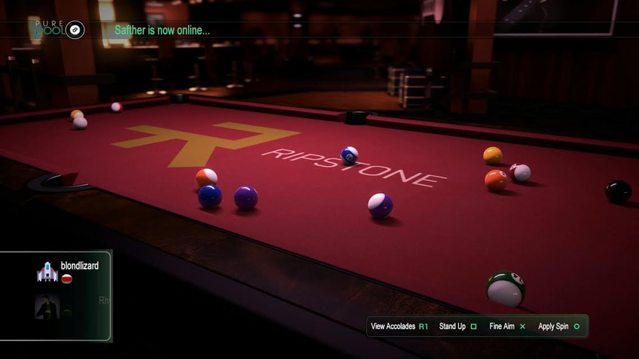 Pure Pool Screenshot #1