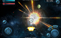 Galaxy on Fire 2 HD iOS Screenshot