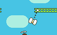 Swing Copters iOS Screenshot