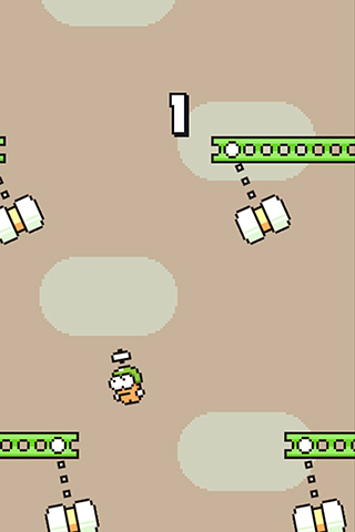 Swing Copters Screenshot #4
