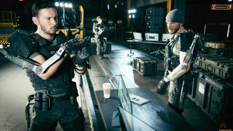 Call of Duty: Advanced Warfare Screenshot #21