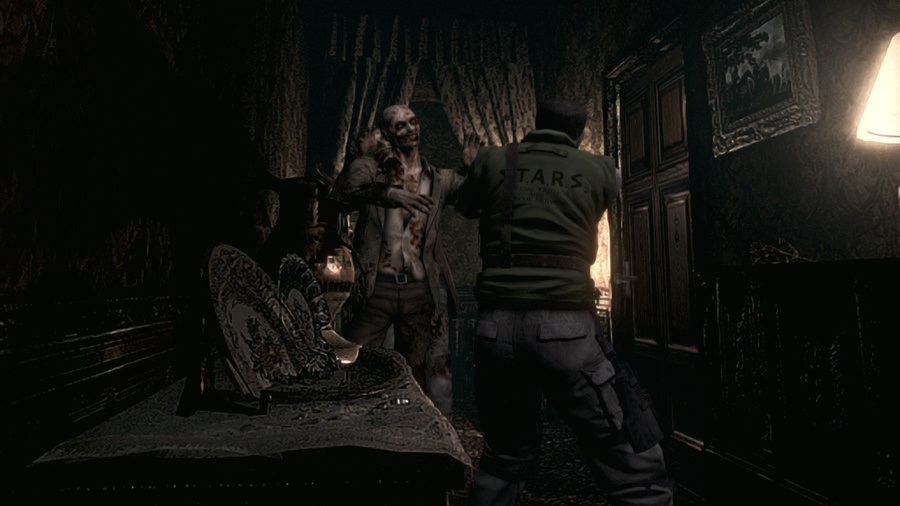 Resident Evil HD Remaster Screenshot #4