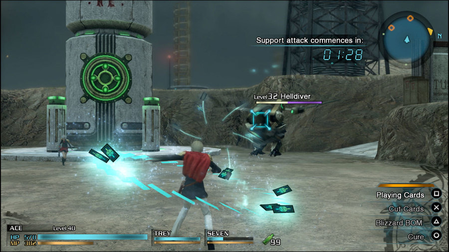 Final Fantasy Type-0 HD Screenshot #11