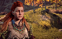 Horizon Zero Dawn PS4 Screenshot