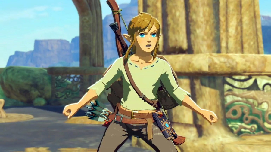 The Legend of Zelda: Breath of the Wild Screenshot #12