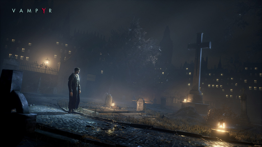 Vampyr Screenshot #2