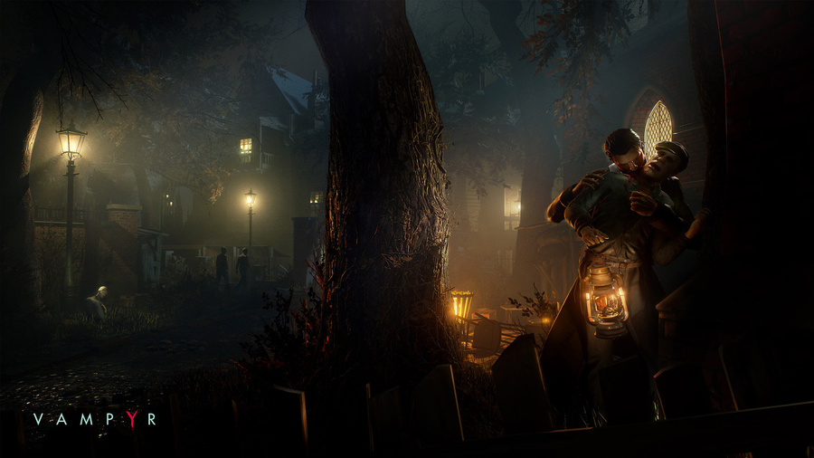 Vampyr Screenshot #3