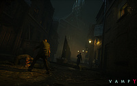 Vampyr PS4 Screenshot