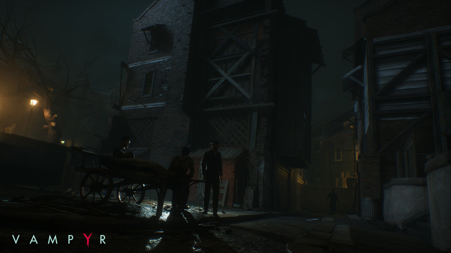Vampyr Screenshot #5
