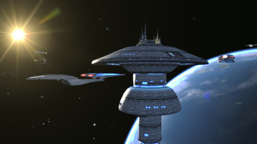 Star Trek Online Screenshot #1