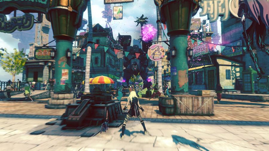 Gravity Rush 2 Screenshot #6