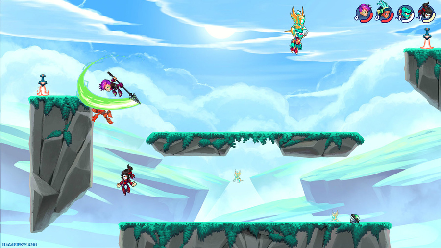 Brawlhalla Screenshot #6