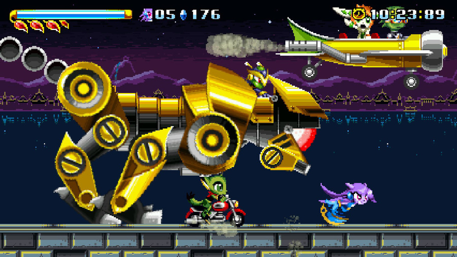 Freedom Planet Screenshot #5