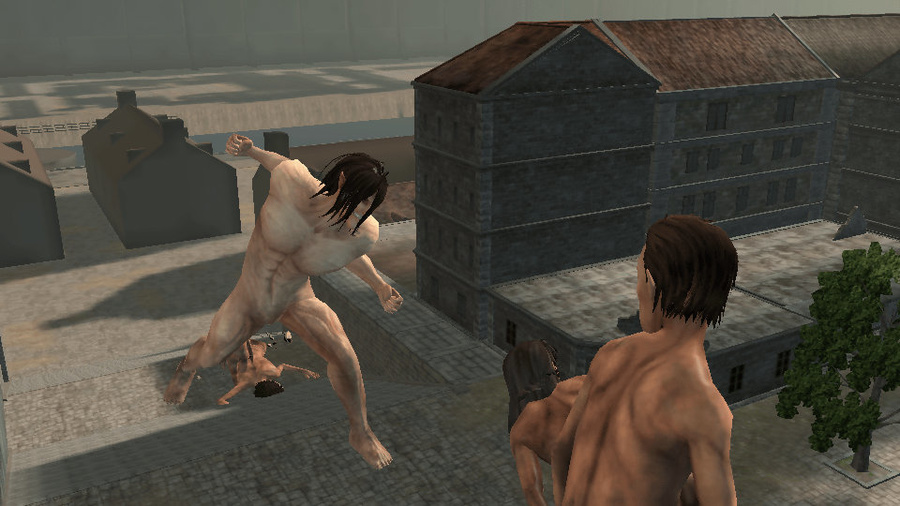 Attack on Titan Screenshot #5