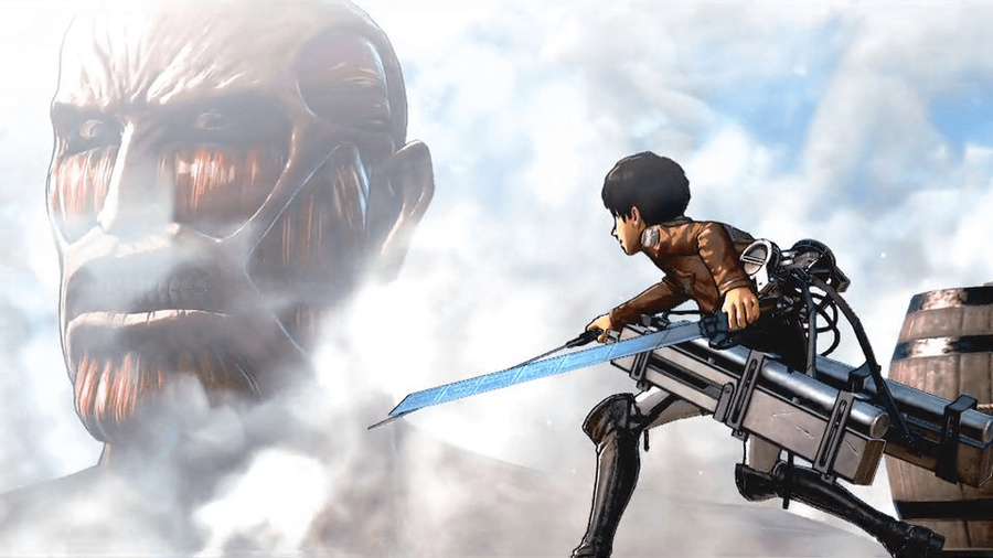 Attack on Titan Screenshot #1