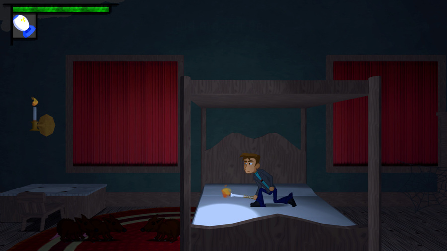Last Stitch Goodnight Screenshot #4