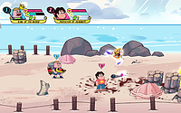 Cartoon Network: Battle Crashers PS4 Screenshot